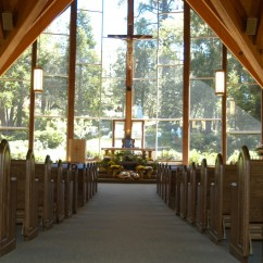 Chair With Kneeler Neutral Posture Parts Our Lady Of The Lake – Arrowhead