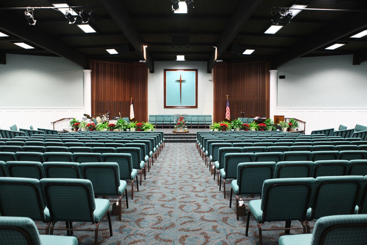Pew Chairs Gallery  Cardinal Church Furniture  Official