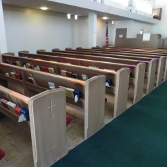 Church Chair With Kneeler Adirondack Chairs Made In Usa Grace United Methodist – Cardinal Furniture | Official Website