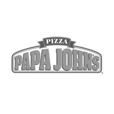 Dark Papa Johns Logo