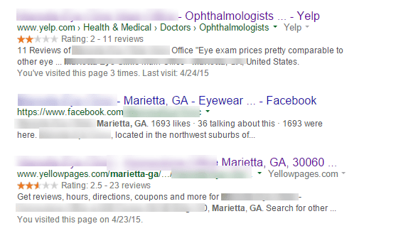 google-healthcare-reviews