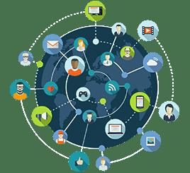 social-media-circle