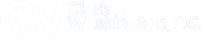 clark & washington logo