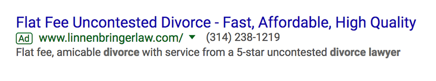 google law firm search