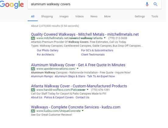 mitchell metals paid media