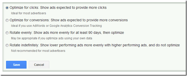 It is important to run different Ad Copy testing and see if you can increase conversion