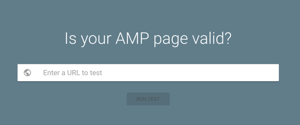 Use webmaster tools validator to ensure all AMP pages are valid
