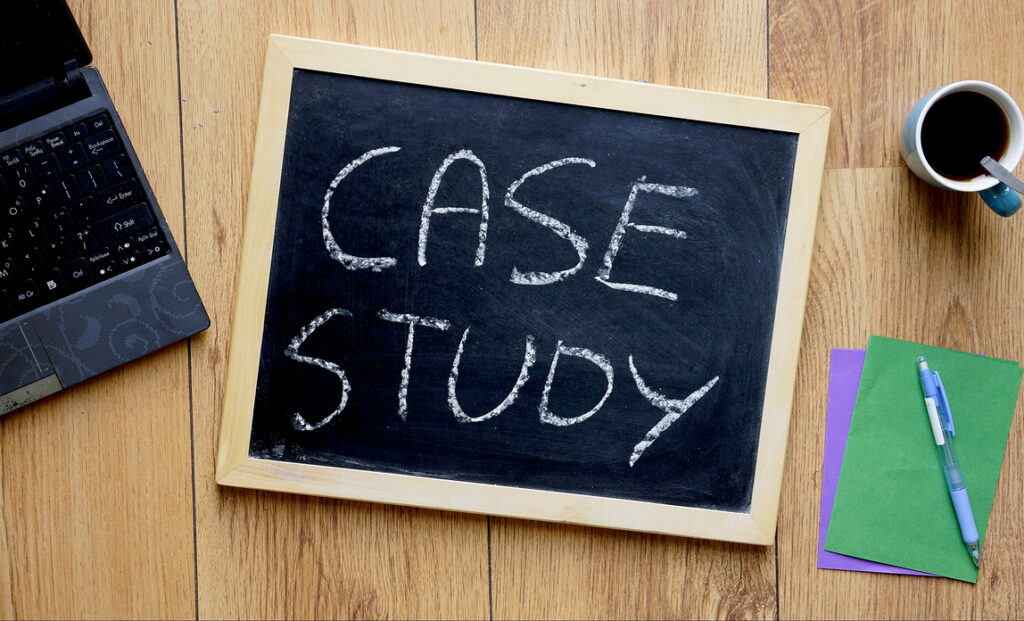 Case Story will make you stand better before your audience