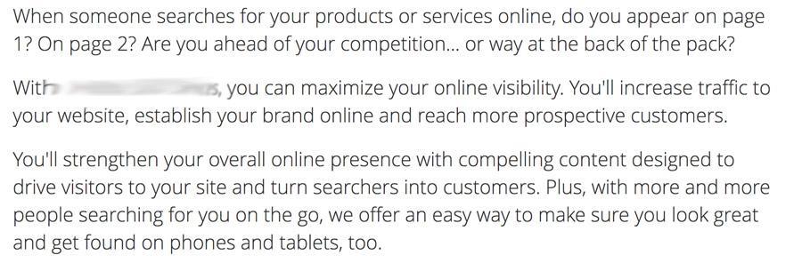 Digital Marketing Agencies Huston search query