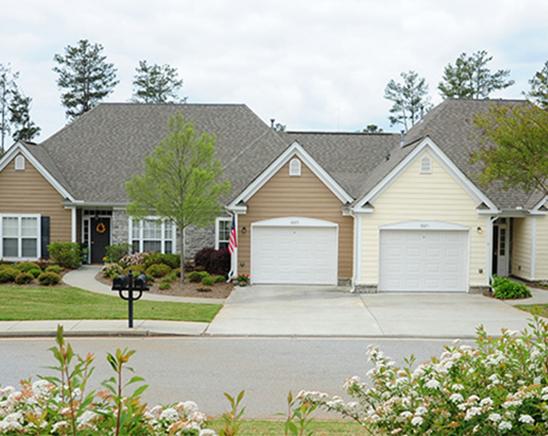 Park Springs Senior Living Facility