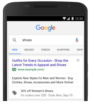 Promotion Extension for Google AdWords