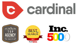 Cardinal Digital Marketing Atlanta SEO Agency awards