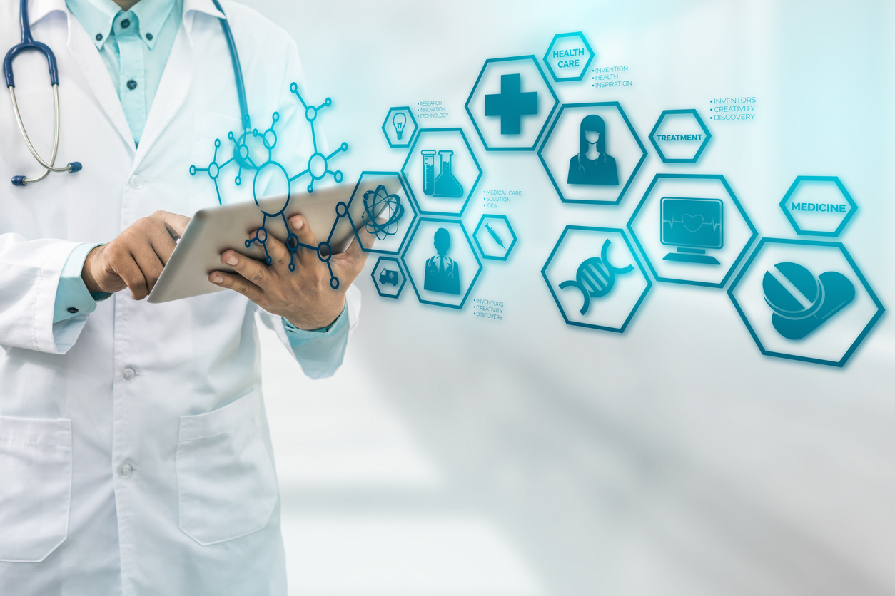 Technology Management Image: Healthcare Digital Marketing Trends To Expect In 2019