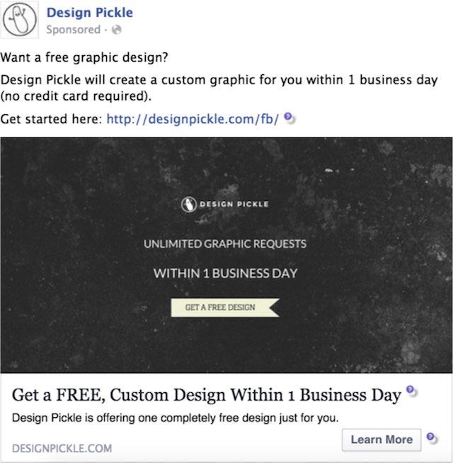 Retargeting Ad Example