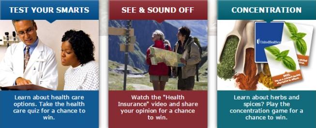 United Healthcare Campaign