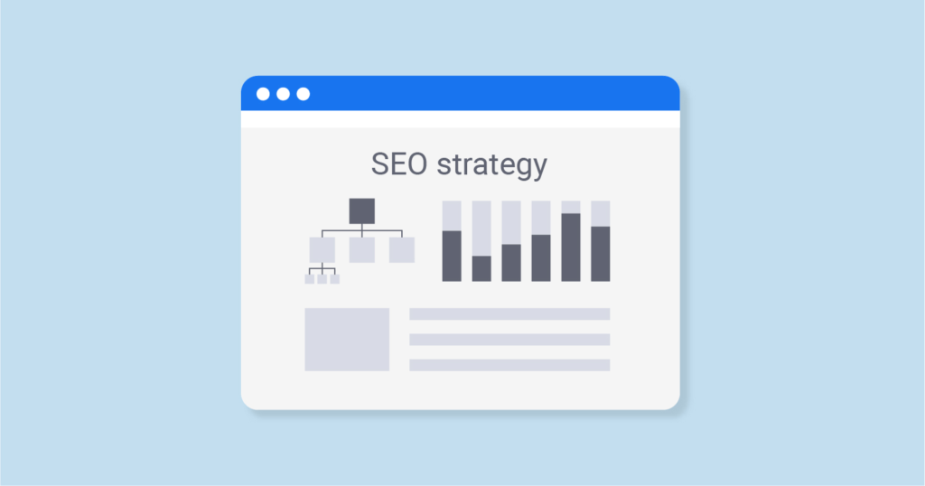 Organic Ranking SEO Strategy