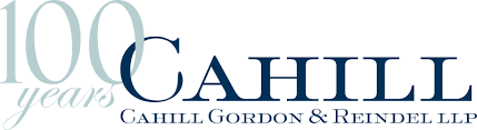 Cahill Merger Lawyer