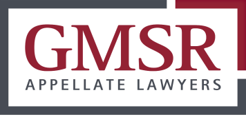 GMSR Appellate Lawyer