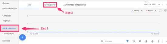 Adding Extension
