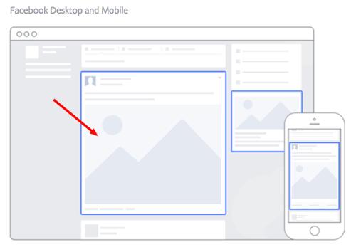 Facebook Desktop Ad