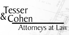 Tesser and Cohen Construction Litigation Lawyers