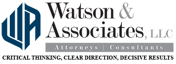 Watson and Associates Attorney at law
