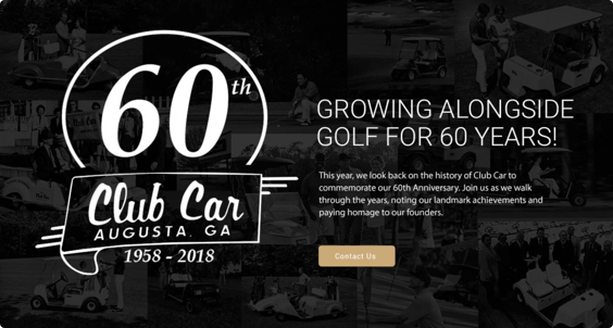 Club Car Tracking Targeting Strategy