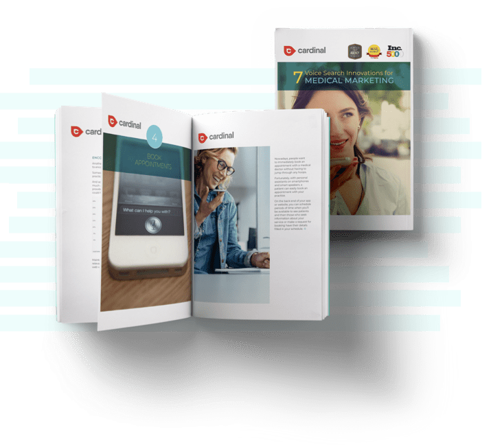 Voice Search Innovations Ebook