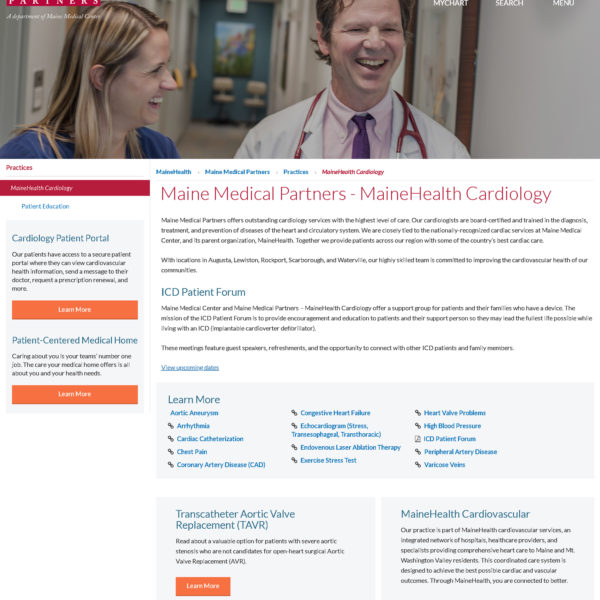 healthcare marketers need to move beyond blogs and develop rich content resources