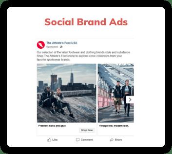 Social Brand Ads