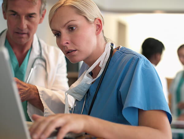 Reduce the administrative burden on doctors and physicians