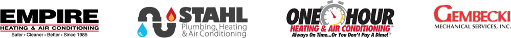 HVAC Service Logos