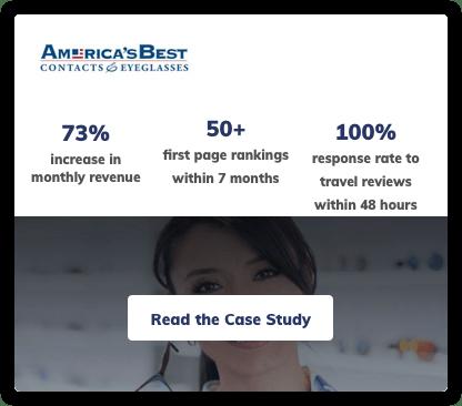 America's Best Case Study