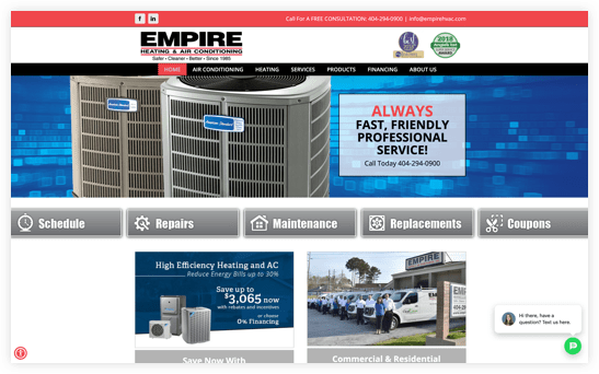 EMP Company Overview
