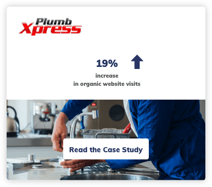 Plumber Digital Marketing SEO Case Study