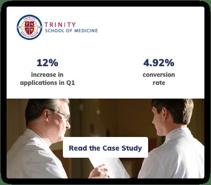 Trinity School of Medicine Case Study