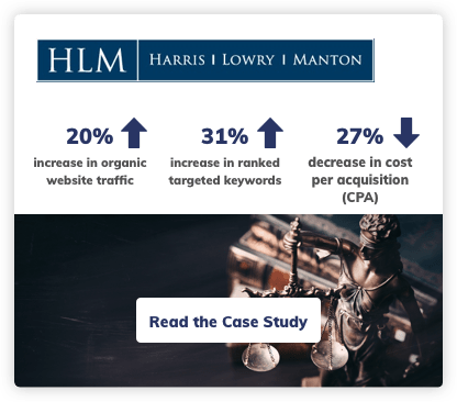 Personal Injury Lawyer Case Study