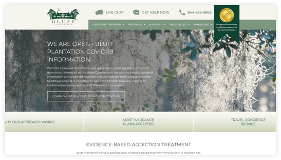 Addiction Recovery Company Overview