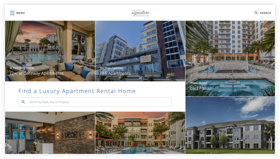 Apartments Company Overview