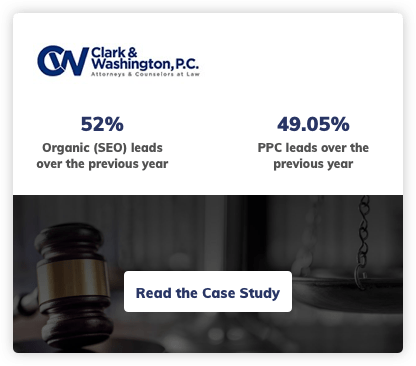 Clark Washington Case Study