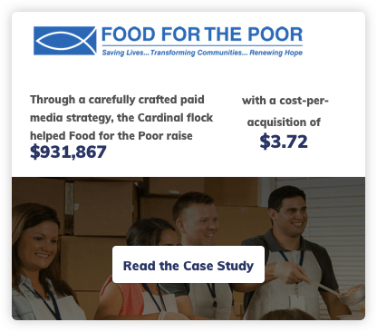 Food for the Poor Case Study