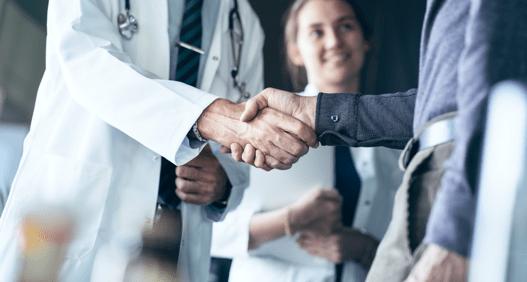 Large Hospital Marketing Strategy