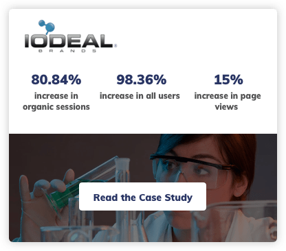 Iodeal Case Study