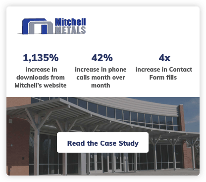Mitchell Metals Case Study