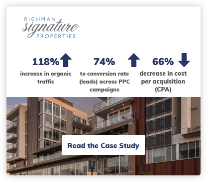 Apartments Case Study