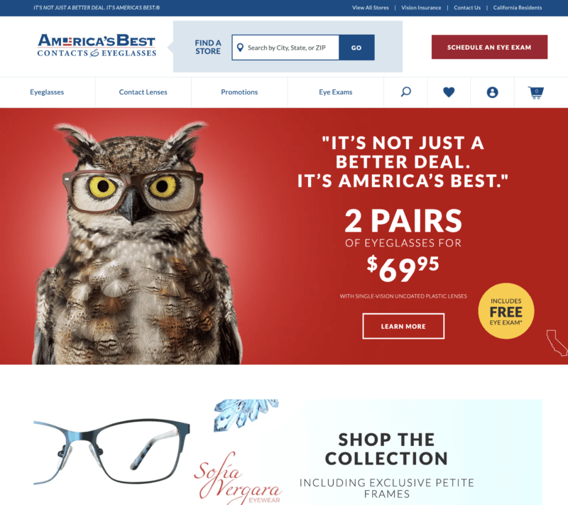 10 best SEO campaign examples eyecare