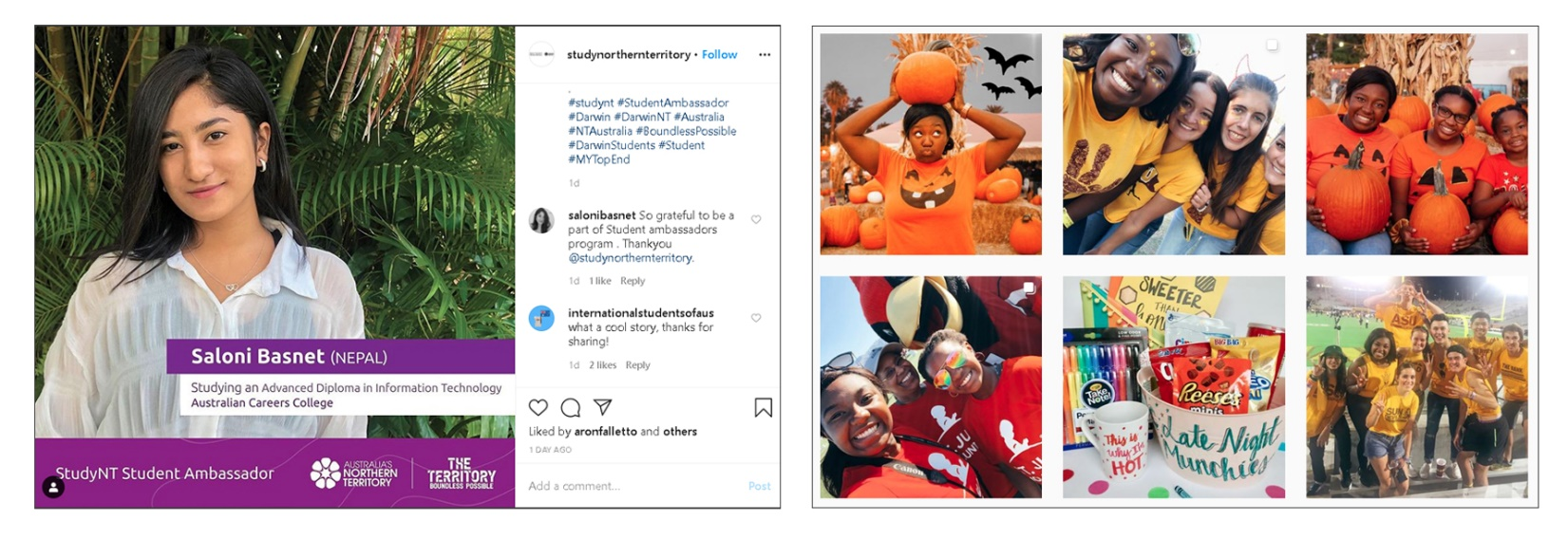 Influencer marketing is a higher education trend in 2020