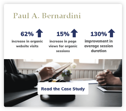 Law Office Case Study