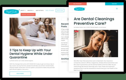 Dental Blog Post