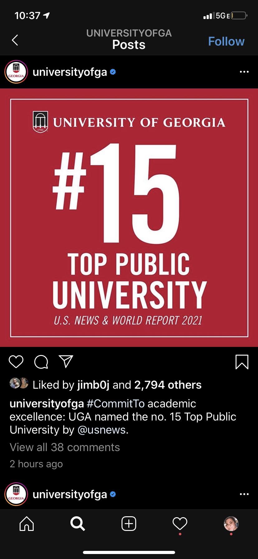 social media agency for higher education